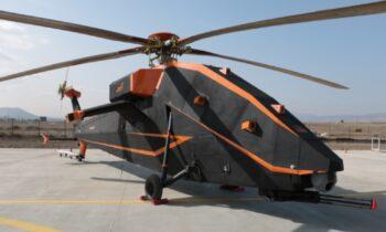 Eλληνοτουρκικά: Αυτό είναι το drone ελικόπτερο των Τούρκων για το οποίο περίμεναν πώς και πώς για να το στείλουν απέναντι στα Apache.