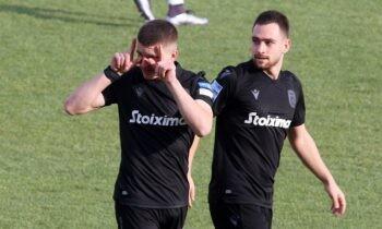 Ο Χρήστος Τζόλης φώναξε «παρών» στην προπόνηση του ΠΑΟΚ, όμως άσχημα είναι τα νέα για τον Αντρίγια Ζίβκοβιτς, ο οποίος δέχτηκε ένα χτύπημα και είναι αμφίβολος για το ματς απέναντι στον Αστέρα Τρίπολης.