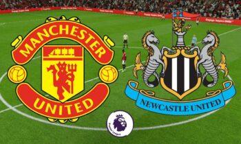 Μάντσεστερ Γιουνάιτεντ-Νιούκαστλ: Παρακολουθήστε την κυριακάτικη (21/2) αναμέτρηση για την Premier League από το… γήπεδο του Sportime.