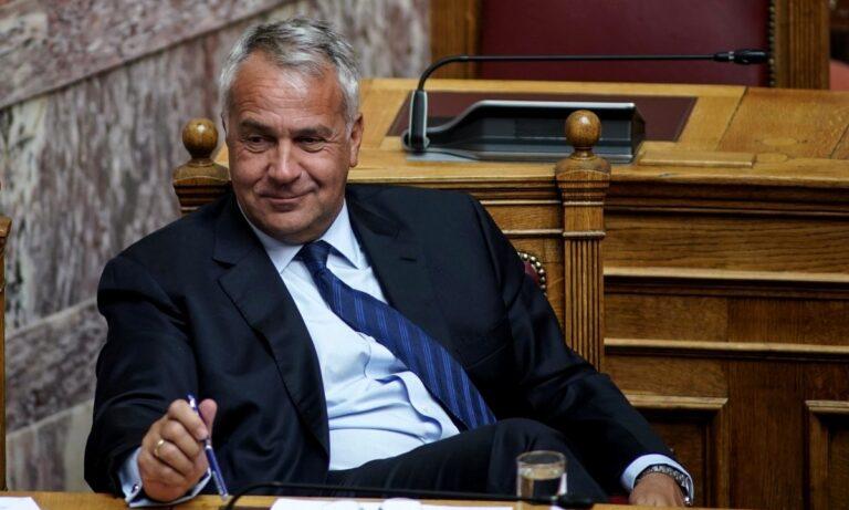 Βορίδης: «Αναπόφευκτες οι εκδηλώσεις αγάπης προς το πρόσωπο του Κυριάκου Μητσοτάκη» (vid)