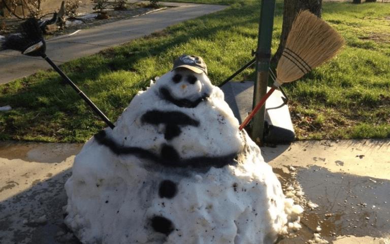 Το απόλυτο post : Βαθμολογούμε τους χιονάνθρωπους σας