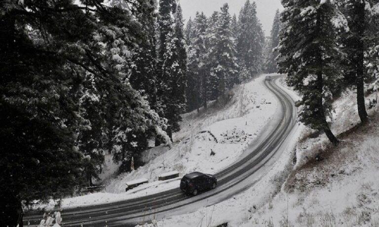Μήδεια: Τι πρέπει να ξέρεις για την οδήγηση στο χιόνι που έστρωσε σε όλη την Ελλάδα η καταιγίδα βάζοντας παγίδες στους οδηγούς.