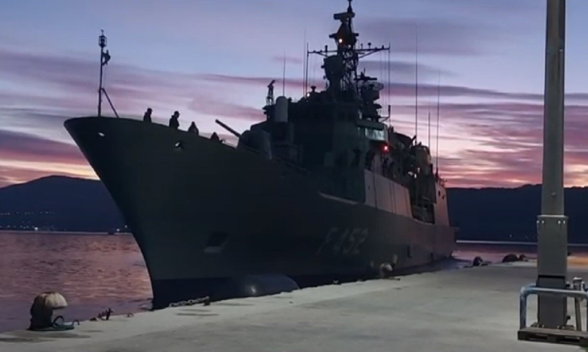 Πολεμικό Ναυτικό: Φεύγει για ΗΑΕ η φρεγάτα Ύδρα – Περηφάνεια ΜΟΝΟ