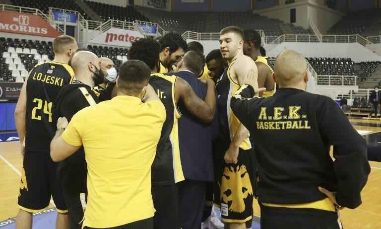 ΑΕΚ: Έφτασε τα 7 ban στη FIBA (pic)
