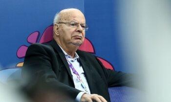 Εκλογές ΕΟΚ Ο Γιώργος Βασιλακόπουλος δεν άφησε ασχολίαστες τις σε βάρος του δηλώσεις από τον Λευτέρη Αυγενάκη και προχώρησε σε απάντηση με πολύ σκληρές εκφράσεις σε βάρος του υφυπουργού Αθλητισμού.