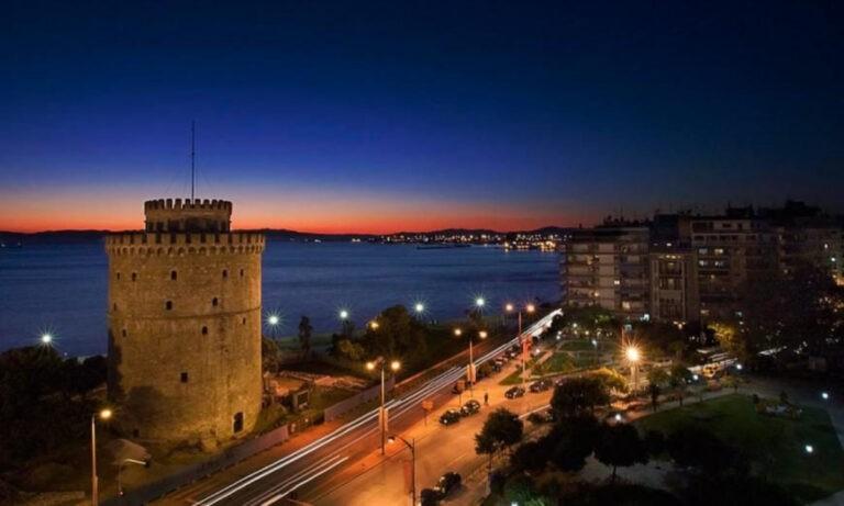 Θεσσαλονίκη: Πως ήταν η πόλη πριν 23 χρόνια (video)