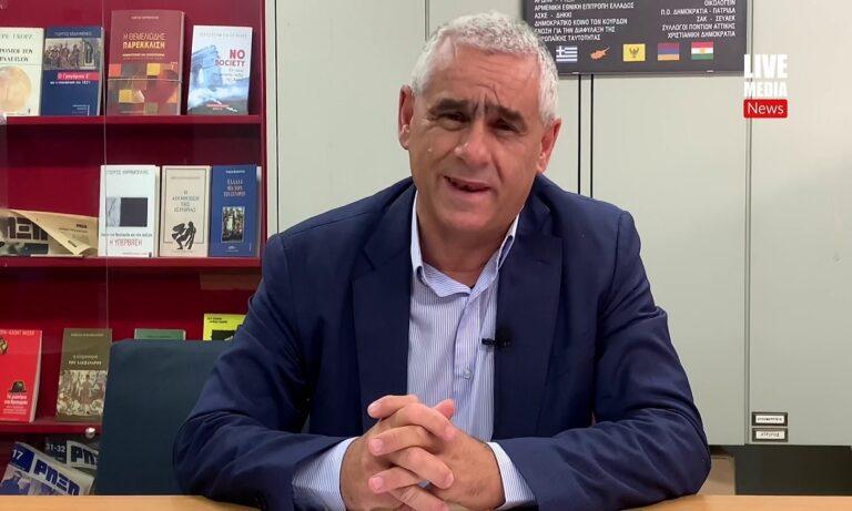 Κωνσταντίνος Κούσαντας: «Δεν περισσεύει κανείς στην σκοποβολή»