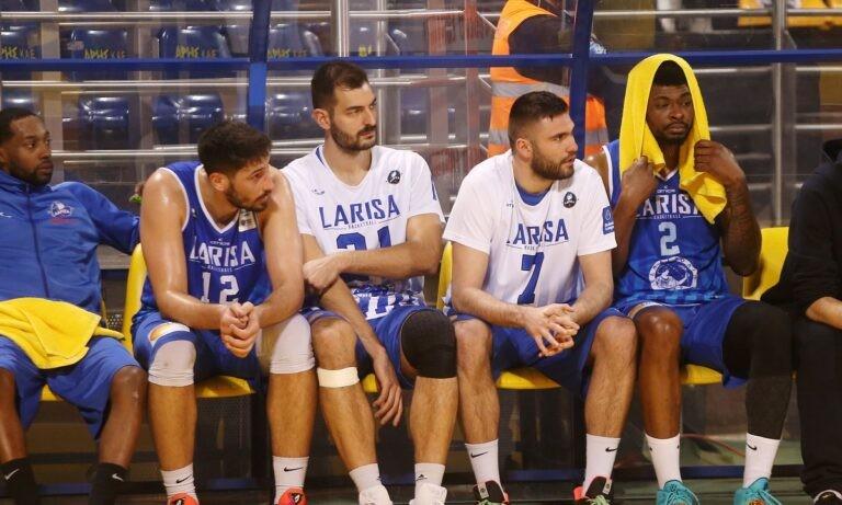 Λάρισα: Αρνητικό ρεκόρ στην Basket League
