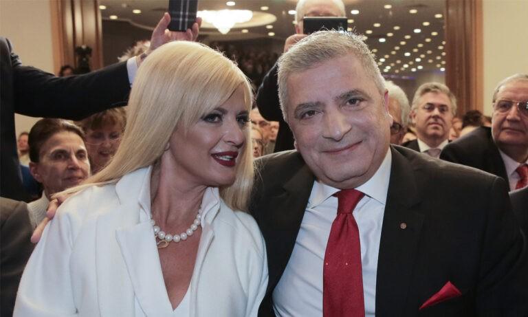 Μαρίνα Πατούλη για διαζύγιο – «Μένω δίπλα στον Γιώργο, άσχετα αν αυτός έχει επιλέξει άλλους δρόμους»