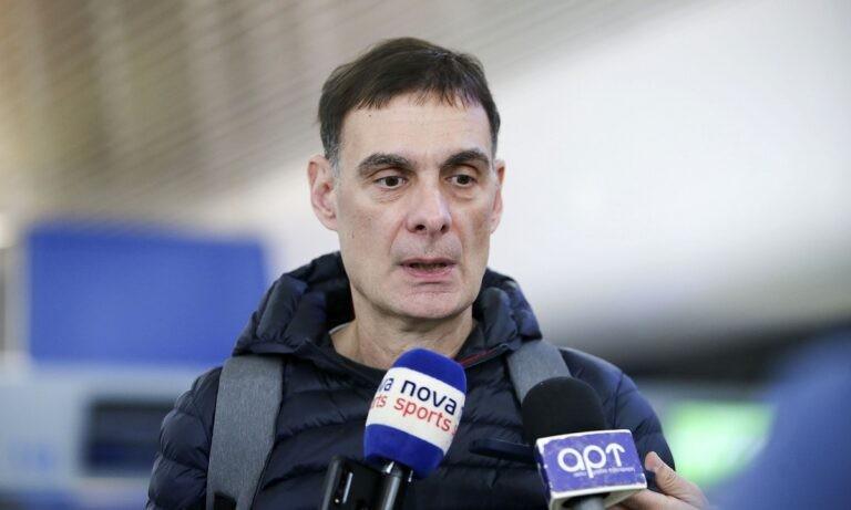 Μπαρτζώκας: «Δεν υπάρχει αδιάφορος παίκτης στον Ολυμπιακό»