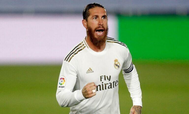 Ράμος: Έγινε ο δεύτερος αμυντικός με τα περισσότερα γκολ στο Champions League!
