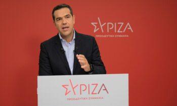 Θέση για τα όσα συνέβησαν κατά τη διάρκεια της Κυριακής (7/3) στην πλατεία της Νέας Σμύρνης πήρε και ο πρόεδρος του ΣΥΡΙΖΑ, Αλέξης Τσίπρας.