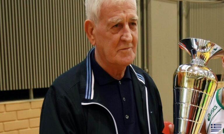 Μιχάλης Κίτσιος: «Έφυγε» από τη ζωή ο πρώην πρόεδρος του Παναθηναϊκού
