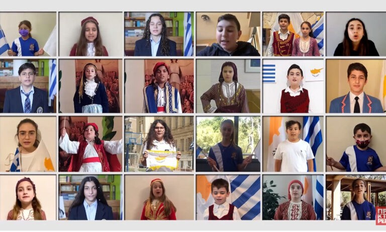 Γεννήθηκα 25η Μαρτίου: Βίντεο από παιδιά της Διασποράς για τα 200 χρόνια από την Ελληνική Επανάσταση