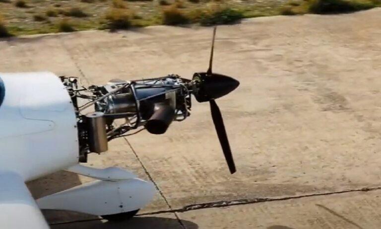 Drones: Η Ελλάδα έφτιαξε κινητήρα για UAV σαν αυτόν των Bayraktar