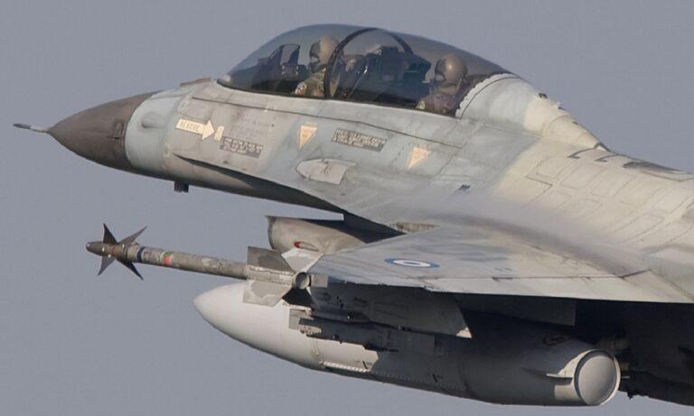 Ελληνοτουρκικά: Εισβολή Τουρκικών μαχητικών στο Αιγαίο, άμεση καταδίωξη από τα ελληνικά «Γεράκια»!