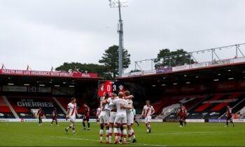Επιβλητική πρόκριση για τους «4» του Κυπέλλου Αγγλίας πήρε η Σαουθάμπτον που επικράτησε με 3-0 στην έδρα της Μπόρνμουθ το Σάββατο (20/3).