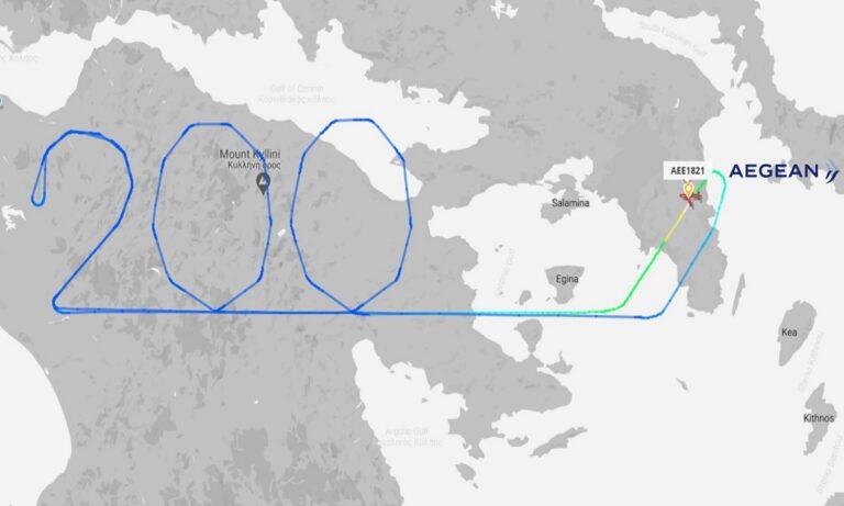 25 Μαρτίου: Η Aegean Airlines έγραψε το 200 στον αέρα