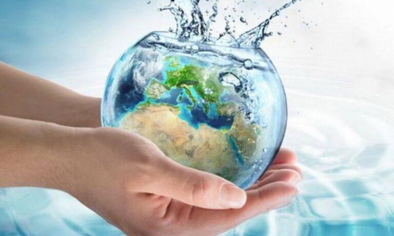 22 Μαρτίου: H Παγκόσμια ημέρα του νερού