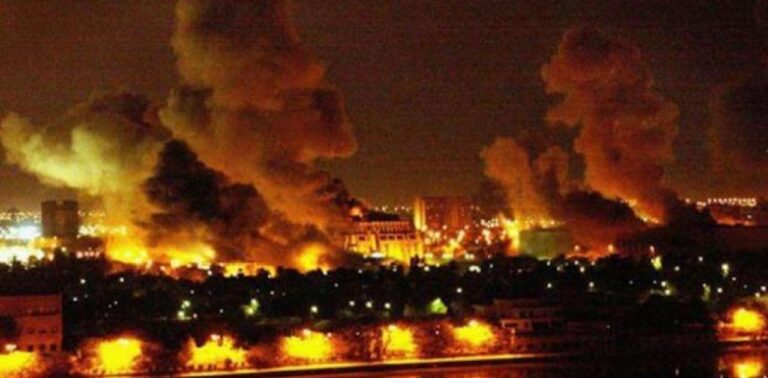 24 Μαρτίου 1999 – Γιουγκοσλαβία: Όταν το ΝΑΤΟ άρχισε τον βομβαρδισμό της!