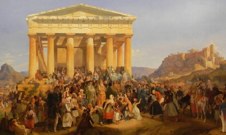 25η Μαρτίου 1838: Ο πρώτος εορτασμός με λεπτομέρειες