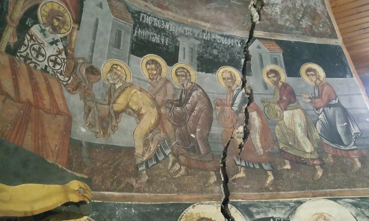 Λάρισα – σεισμός: Μεγάλες ζημιές σε περισσότερα από 20 Μνημεία σε Ελασσόνα και Τύρναβο (pics)