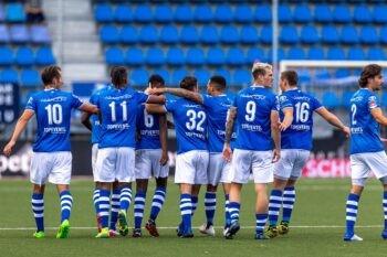 ποδοσφαιρική ομάδα από την Ολλανδία