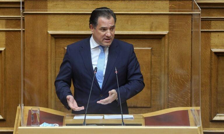 Άδωνις Γεωργιάδης: «Η Αριστερά διαδίδει σκόπιμα τον ιό, για να κρατήσει η καραντίνα» (audio)