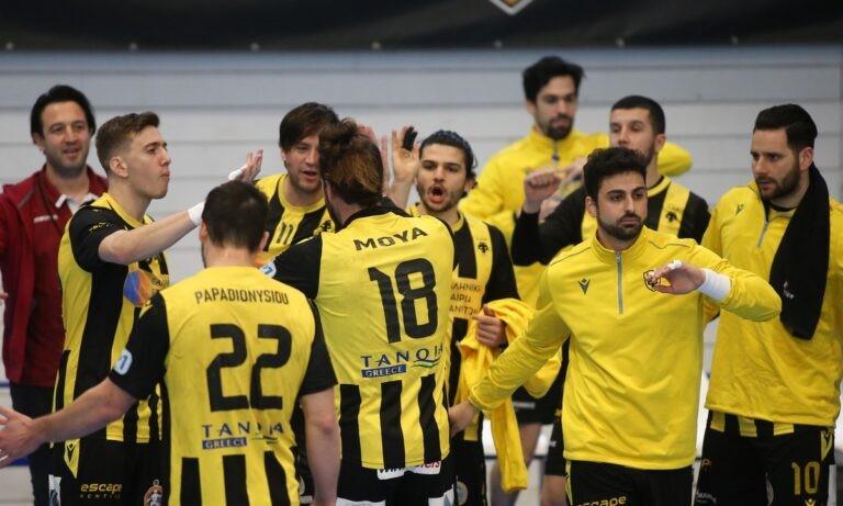 AEK: Η Γκόρενιε αντίπαλος στους «4» του EHF Cup