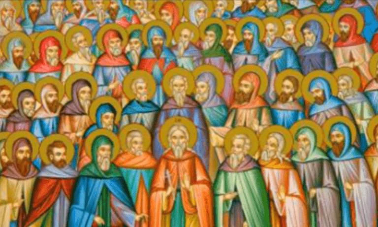 Εορτολόγιο Σάββατο 20 Μαρτίου: Ποιοι γιορτάζουν σήμερα