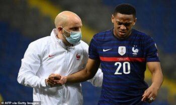 Εθνική Γαλλίας: Ο Μαρσιάλ δεν έδωσε χέρι του και ο Εμπαπέ... «τα πήρε»! (vid)