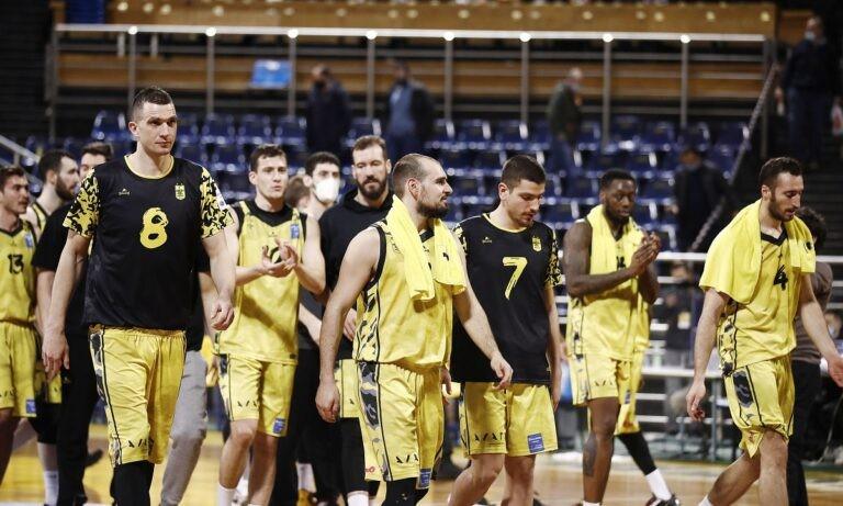 Άρης- Basket League