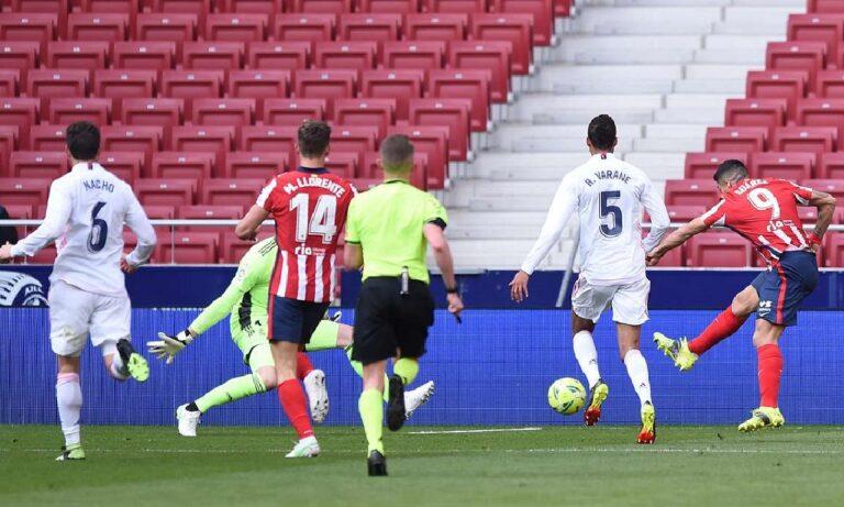 Ατλέτικο Μαδρίτης – Ρεάλ Μαδρίτης 1-1: «Χ»αμένοι και οι δυο, κερδισμένη η Μπαρτσελόνα (vids)