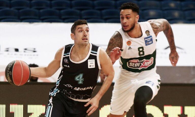 Basket League: «Δοκιμασία» του Παναθηναϊκού στην Ρόδο