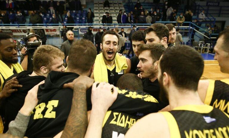 Basket League: Η βαθμολογία μετά τα εξ αναβολής