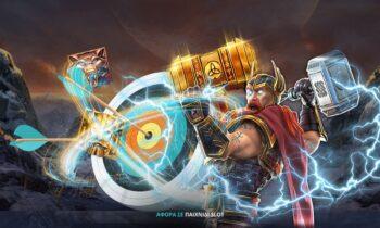 Thor's Vengeance: Περιπέτεια καζίνο στην Novibet