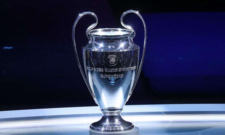 Champions League: Live Streaming η κλήρωση των «8»