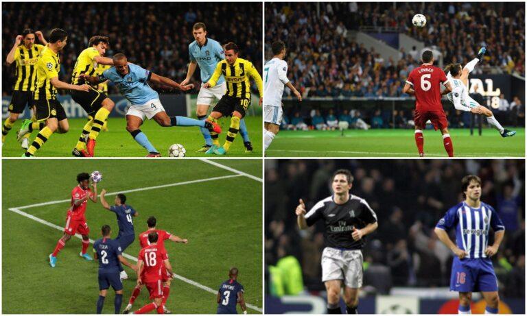 Champions League – Φάση των «8»: Σκέτη απόλαυση