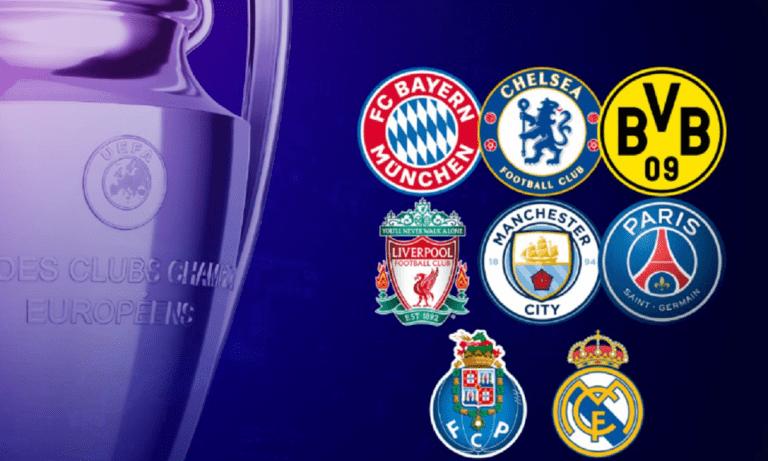 Champions League: Οι ομάδες που πήραν το εισιτήριο για τους «8» – Πότε θα γίνει η κλήρωση και η επόμενη φάση