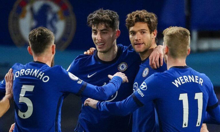 Τσέλσι – Έβερτον 2-0: Άλλο ένα βήμα για τ' αστέρια
