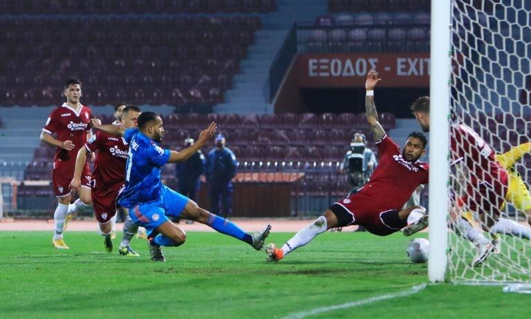 ΑΕΛ – Ολυμπιακός 1-3: Έτσι επιτεύχθηκε η 21η νίκη (vid)
