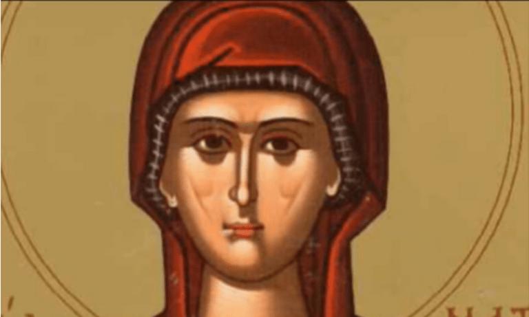 Εορτολόγιο Σάββατο 27 Μαρτίου: Ποιοι γιορτάζουν σήμερα