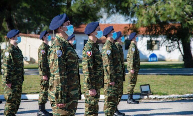 Επίσημο: Αυξήθηκε η στρατιωτική θητεία – Σε ποιες μονάδες μένει το 9μηνο