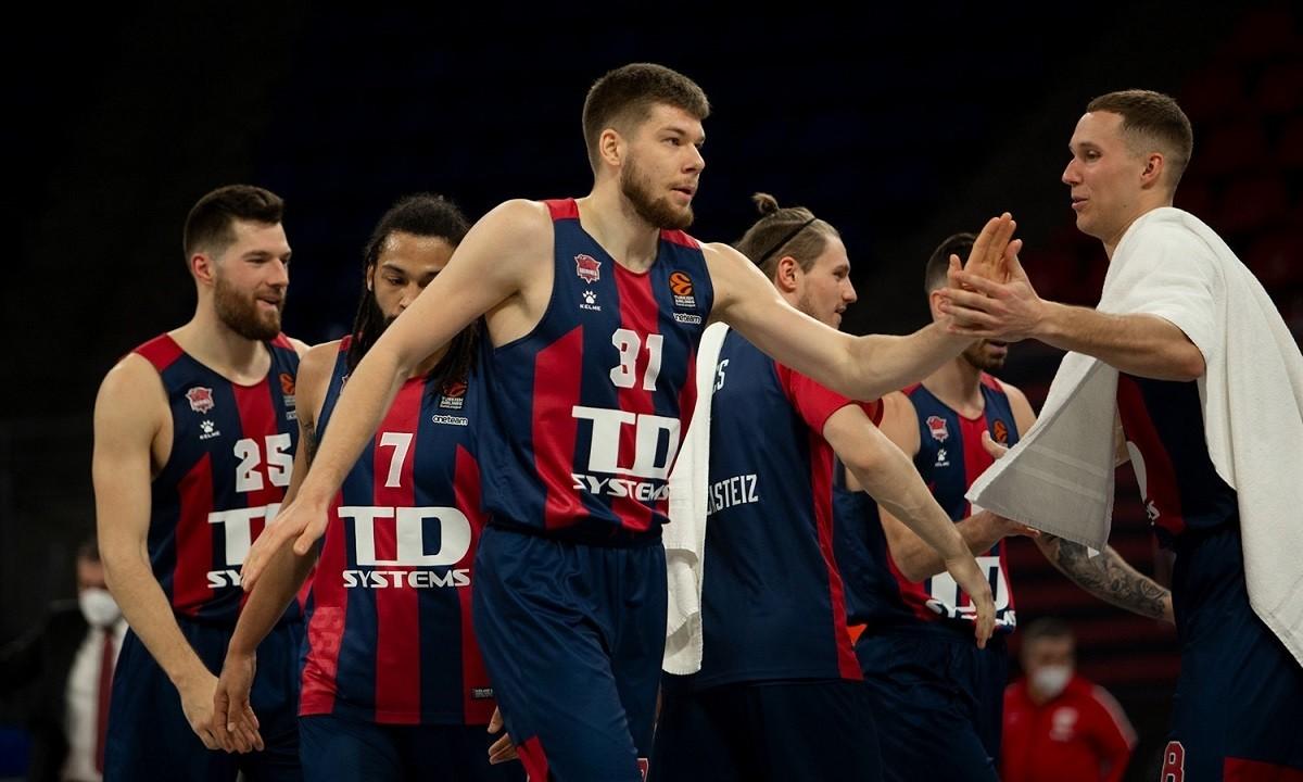 Euroleague 27η αγωνιστική: Αποτελέσματα και βαθμολογία