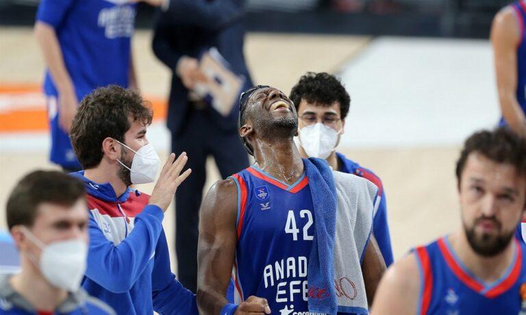 Euroleague 29η αγωνιστική: Αποτελέσματα και βαθμολογία