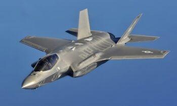 F-35: Δεν ξαναμπαίνουν στο πρόγραμμα οι Τούρκοι όσο κυβερνάει ο Ερντογάν είναι η απόφαση των ΗΠΑ για το πρόγραμμα των μαχητικών 5ης γενιάς.