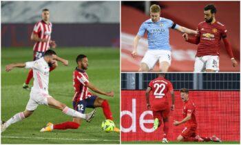 Football Europe: Μαδρίτη, Μάντσεστερ και Μόναχου μυρίζουν... μπαρούτι