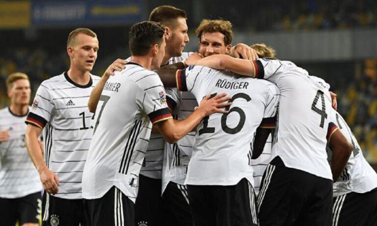 Ρουμανία – Γερμανία LIVE
