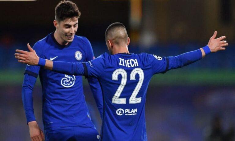 Champions League: Οι παίκτες της Τσέλσι, το ζήσανε... από την κερκίδα! (vid)