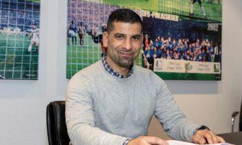 Ο Δημήτρης Γραμμόζης ανακοινώθηκε από τη Σάλκε. Ο Έλληνας προπονητής υπέγραψε συμβόλαιο ως το καλοκαίρι του 2022.